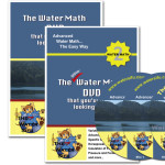 Beginning and Advanced Water Math DVDs